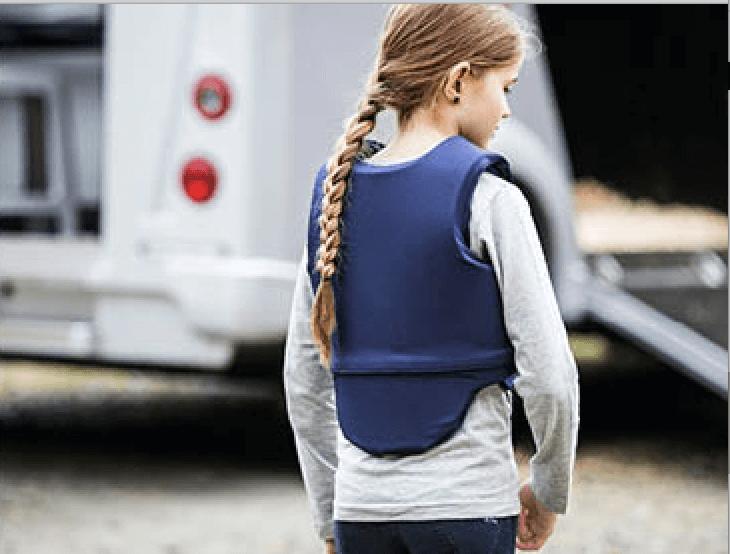 Junior sikkerhedsudstyr