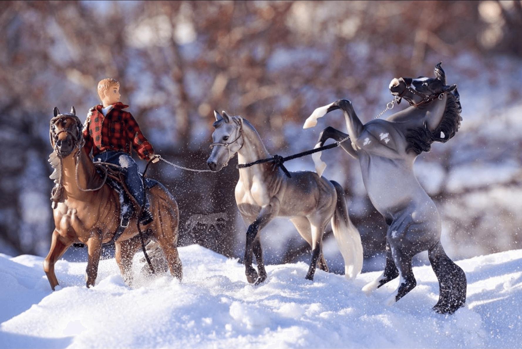 Breyer Heste