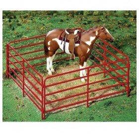 Breyer Metal livestock corral