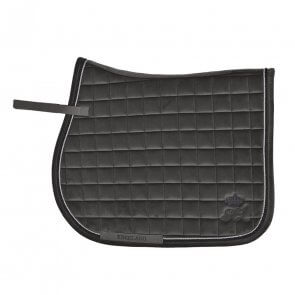 Kingsland Mya Velvet Saddle Pad W/Coolmax Dressage Grøn