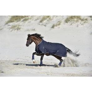 Rider by Horse Sport Overgangsdækken 200gr. Navy