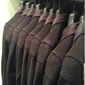 """Cavalleria Toscana """"zip ridning jacket"""""""