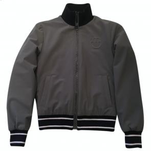Cavalleria Toscana stretch Jersey Bomber jacket