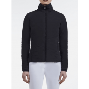 Cavalleria Toscana Nylon Stretch Sabre Jacket navy