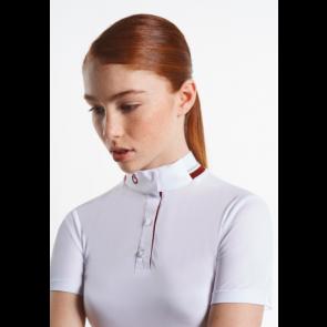 Cavalleria Toscana Knit Collar Polo JR
