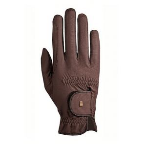 Roeckl Standard Glove w. Fleece Brown