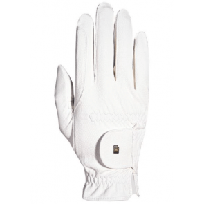 Roeckl Standard Glove w. Fleece White
