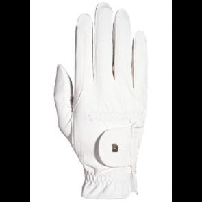Roeckl Standard Glove w. Fleece White
