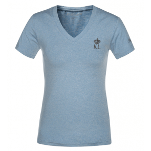 Kingsland Cassie Ladies Tee Blue Brilliant
