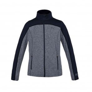Kingsland Agnete JR Fleece Jacket Navy