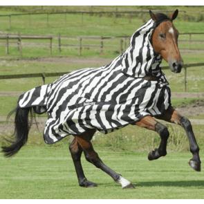 Bucas Buzz-off Zebra dækken