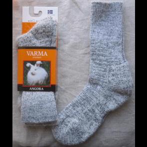 Angora 'kanin' strømper