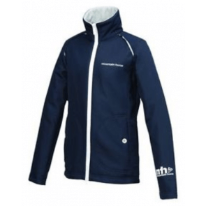 Mountain Horse Mustang Softshell Navy JR