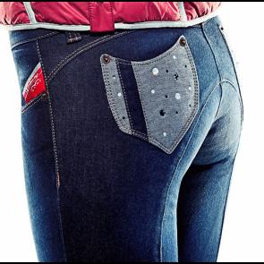 Animo Ridebukser Nellonda Jeans