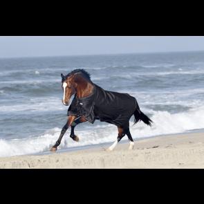 Rider by Horse Sport regndækken 0gr. Sort