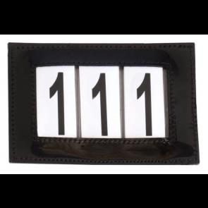 Skærlund Design stævnenummer i lak