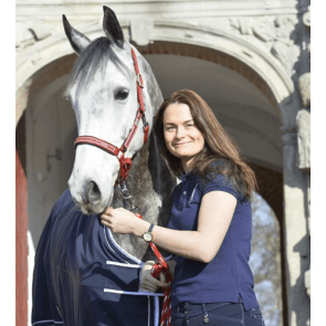 Rider by horse grime Platinum sport