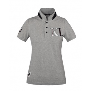 Kingsland Cambria Ladies Polo Shirt Grå