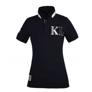 Kingsland Cambria Ladies Polo Shirt Navy