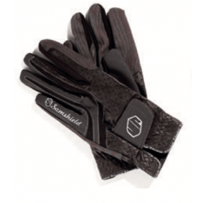 Samshield handske V-skin brun