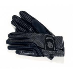 Samshield handske V-skin swarovski navy