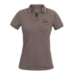 Kingsland Polo Lillesand Brown Iron