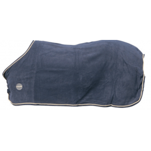 Catago Fleece Navy m. Beige