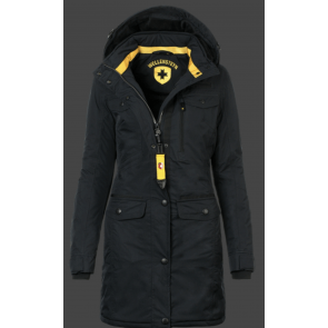 Wellensteyn Jakke Chester Lady Winter Mørke Navy