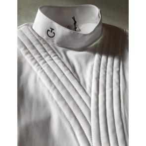 Cavalleria Toscana Kendo Competition polo hvid