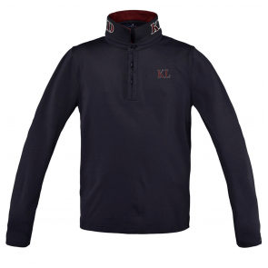 Kingsland Dufourspitze Junior Polo Pique Navy