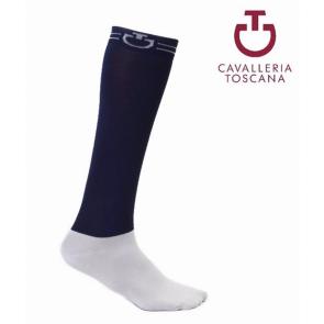 Cavalleria Toscana Super Tech Socks Navy