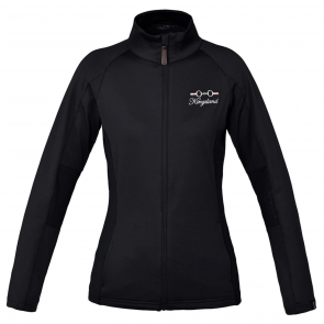 Kingsland Untersberg ladies fleece jacket navy