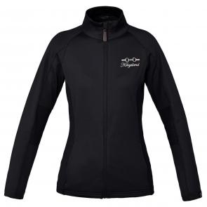 Kingsland Untersberg ladies fleece jacket navy