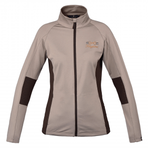Kingsland Untersberg ladies fleece jacket brun