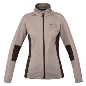 Kingsland Untersberg ladies fleece jacket brun