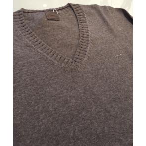 Animo strik Sarik merinould lys brun