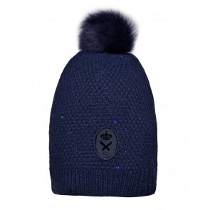 Kingsland Nakina knitted hat navy