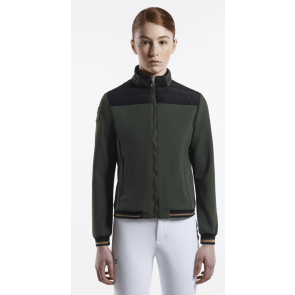 Cavalleria Toscana Jersey Sweatshirt grøn JR