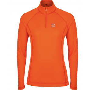 66° North Grettir W Zip neck orange