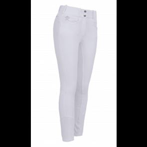 Kingsland Ebba Ladies E-tec fullgrip breeches hvid