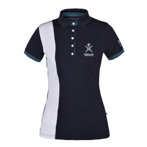 Kingsland Waverly Pique Polo navy