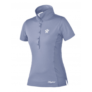 Kingsland Harmony Ladies polo shirt blue heather