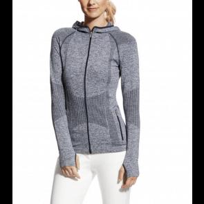 Ariat Odyssey zip hoodie navy