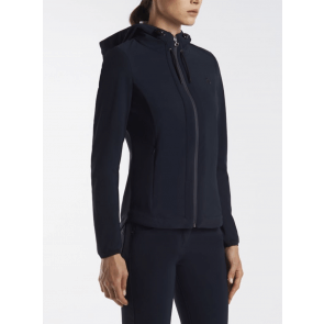 Cavalleria Toscana hooded sweatshirt navy