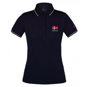 Kingsland Cursa Ladies Flag Pique polo shirt