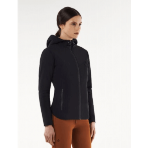 Cavalleria Toscana Jersey Hooded Zip Synthetic Down Filled Jacket