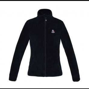 Kingsland Zoes Coral Fleece Jacket Navy