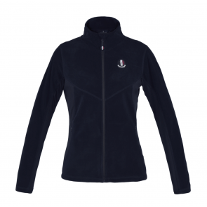 Kingsland Paige Ladies Fleece Jacket Navy