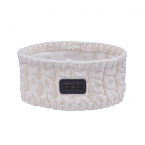 Kingsland Digby Ladies Knitted Band Hvid