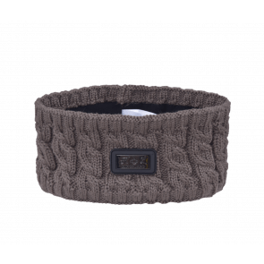 Kingsland Digby Ladies Knitted Band Brun